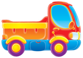 Printed roller blinds Cars Lorry