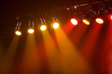 spot lumière éclairage spectacle concert musique2
