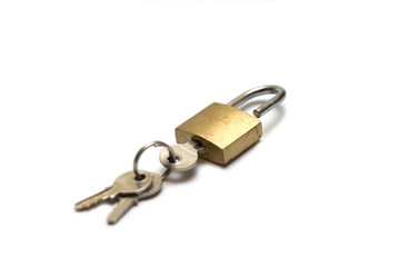 key-lock picture