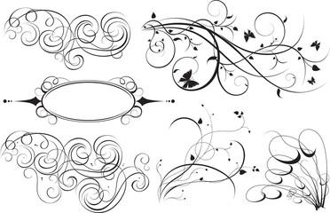 floral design textures