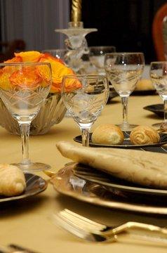 mesa de matrimonio