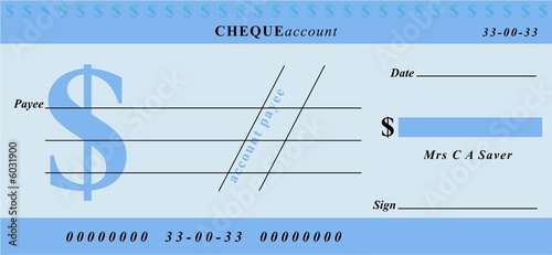 dollar cheque photo libre de droits sur la banque d 39 images image 6031900. Black Bedroom Furniture Sets. Home Design Ideas