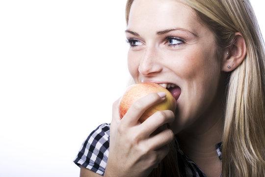enjoy an apple 3