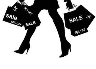"silhouette ""sale"""