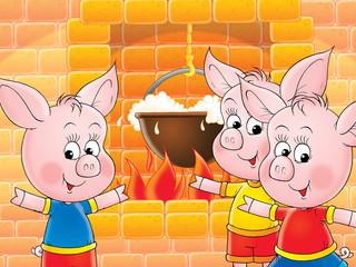 funny piglets