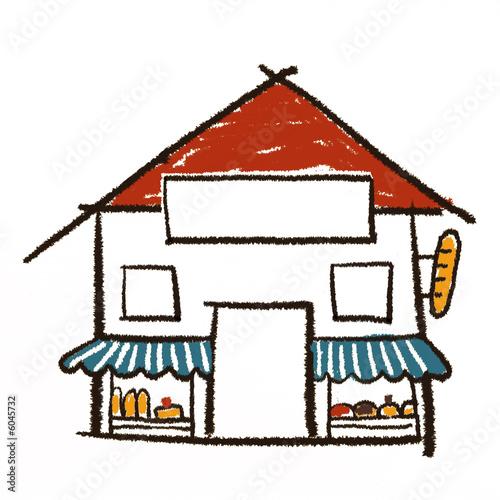 """Dessin Boulangerie dessin boulangerie"""" photo libre de droits sur la banque d'images"""