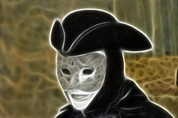 Light draw venice carnival mystery