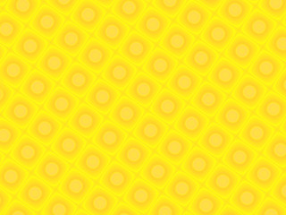 A illustration of a stylish yellow background