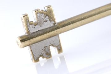 isolated key