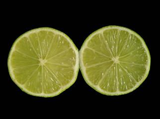 Lime cuts