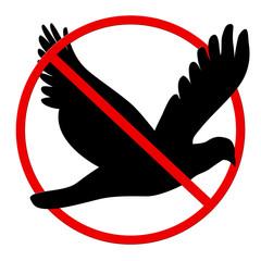 Vogel Verbot