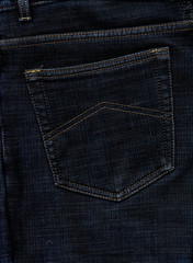 textural background pocket jeans, cottons material, texture