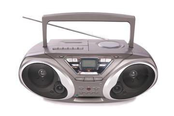 Audio mini-system, radio, player