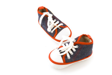 little sporting shoes