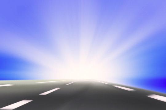 route soleil vacances