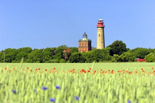 Rügen, Kap Arkona, Leuchtturm, Leuchttürme