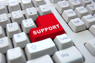 Support Tastatur