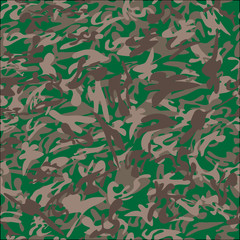 camouflage seamless vector