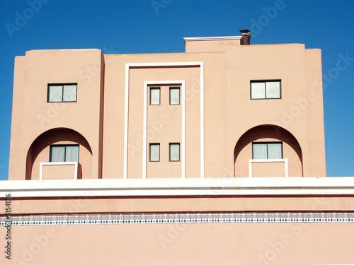 Belle Maison Moderne Au Maroc – Chaios.com