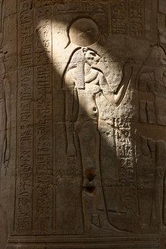 Egypte - Kom Ombo - Sekhmet