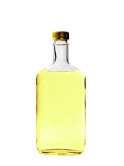 Tequila isolated on a white background