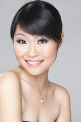 beautiful asian beauty