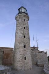 El Morro lighthouse in Havana