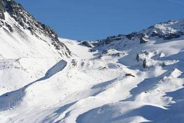 ski à val thorens