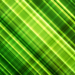 Green colors abstract diagonal lines pattern background.