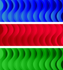banner-abstract background
