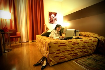 hotel room 5