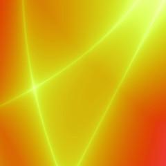 powerful yellow beams