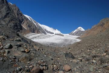 Mountain Altai. Siberia.