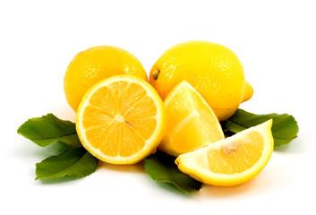 lemon studio isolated