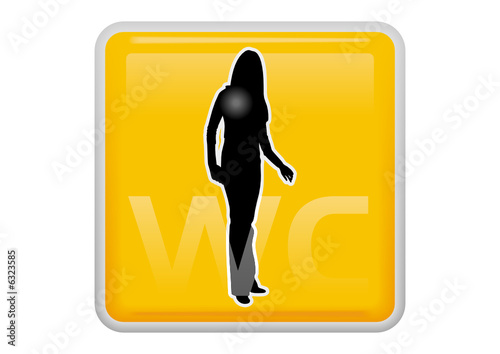 Banheiro feminino Imagens e vetores de stock Royalty Free no Foto -> Banheiro Feminino Vetor Free