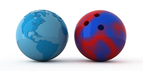 World wide bowling
