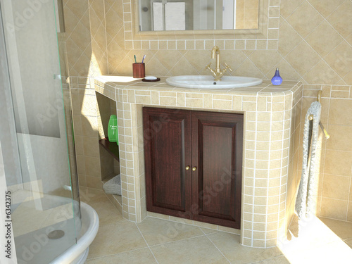 Bagno In Muratura Stock Photo And Royalty Free Images On Fotolia