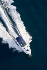Nautical speed boat