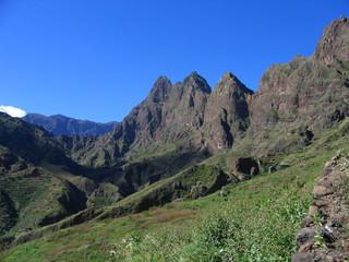 cap vert santo antao montagne