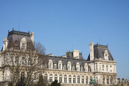 mairie parisienne