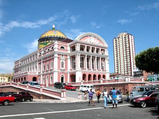 teatro di Manaus - Brasile