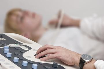 Ultrasonic medical device
