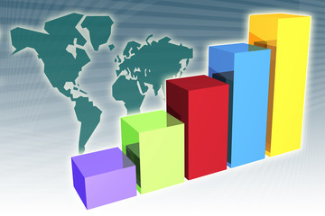 Global market penetration increase in a generic presentation