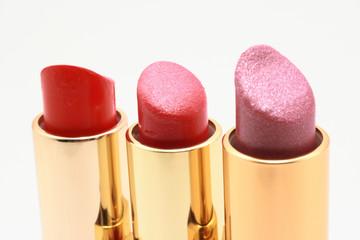 Vertical lipsticks