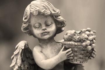 Sweet little angel.