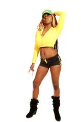 Young Jamaican girl 46.