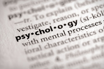 """""""psychology"""". Many more word photos for you in my portfolio...."""
