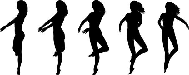 image set 03 pose pirouette silhouettes main cam