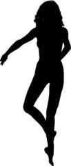 image 44 pose pirouette silhouette main cam