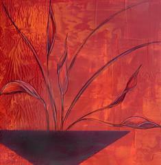 Malerei Pflanze